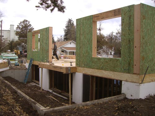 Image gallery sip walls for Sip home builders