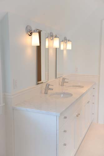 Bonfire of The (Master Bath) Vanities